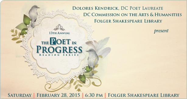 13th Annual Poet-In-Progress Reading Series
