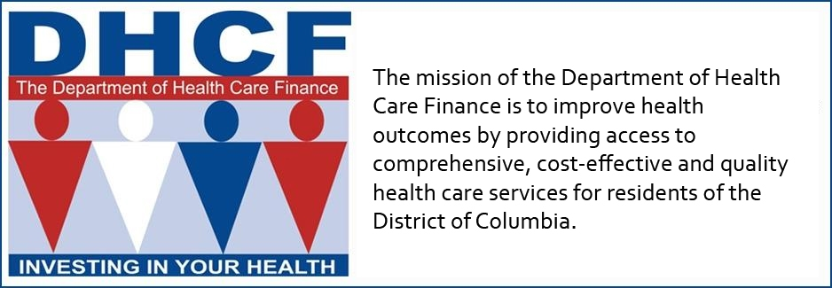 DCHF Logo and Mission Statement