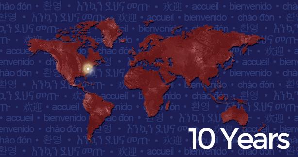 10 Year Language Access Anniversary Report