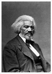 Photograph of Frederick Douglass