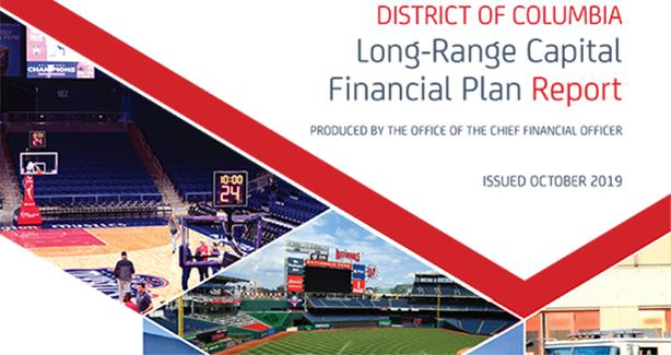 Image of Long-Range Capital Financial Plan Report