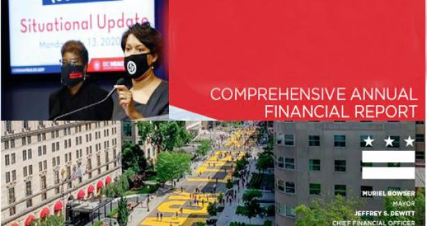 FY 2020 Annual Financial Report