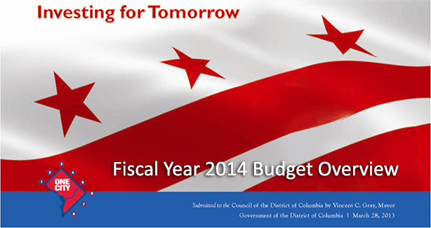 DC Budget and Capital Plan