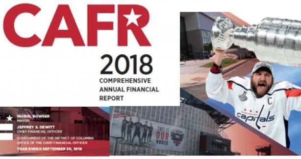 FY 2018 CAFR