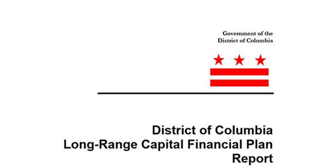 Image of Long-Range Capital Financial Plan Report