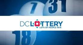 DC Lottery logo