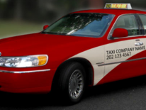 Photo of a DC Taxicab